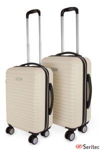 Juego de maletas personalizadas