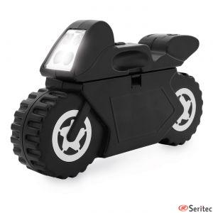 Estuche de herramientas con forma de moto personalizado