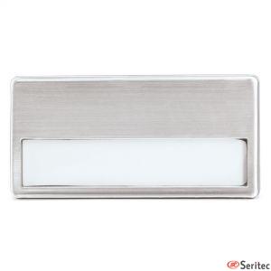 Identificadores de aluminio personalizados
