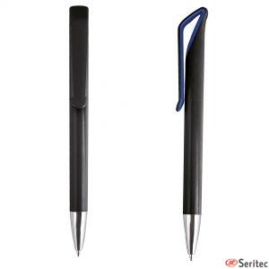 Bolígrafos publicitarios de tinta azul