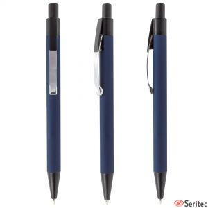 Bolígrafos metálicos promocionales
