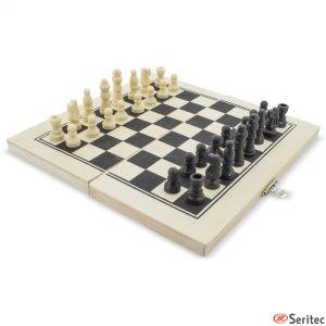 Juego de ajedrez personalizado