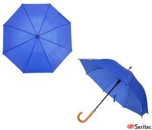 Paraguas automático serigrafiado