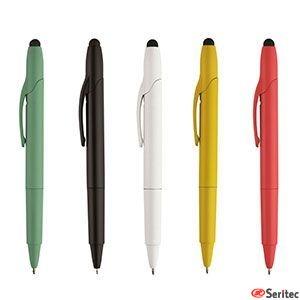 Bolígrafo personalizado multifunción touch y escritura