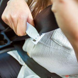 Cuter de seguridad para coche publicitario