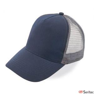Gorra de baseball con rejilla personalizada
