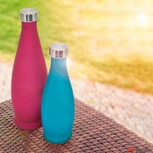 Botella 1L de cristal personalizada
