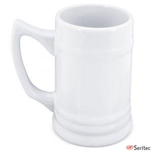 Jarra de cerámica personalizada