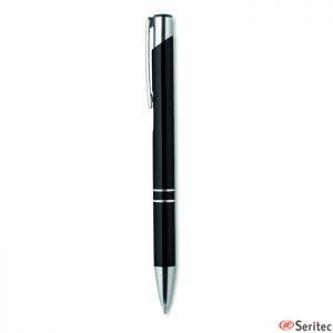 Bolígrafo con pulsador personalizado