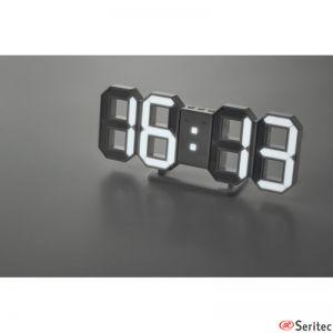 Reloj LED de pared para personalizar