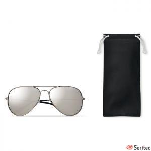 Gafas de sol espejo personalizadas