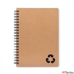 Cuaderno de papel de piedra personalizado