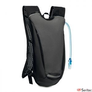 Mochila con bolsa de agua personalizada