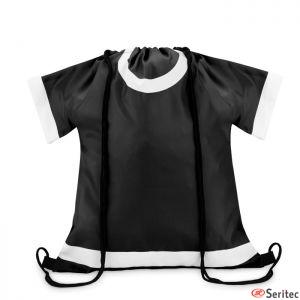 Mochila con forma de camiseta personalizada