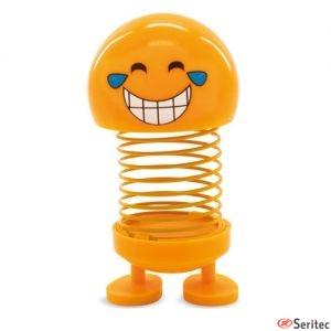 Muñeco oscilante sonrisa publicitario