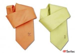 Corbatas totalmente personalizadas fabricadas a medida
