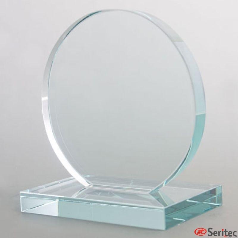 Vidrio Forma Redonda