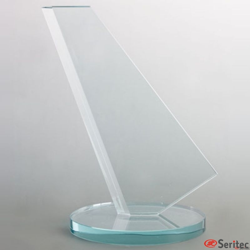 Vidrio Forma Vela