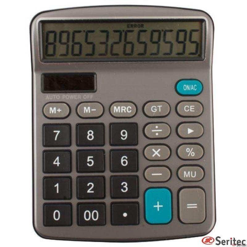 Calculadora Profesional 12 Digitos
