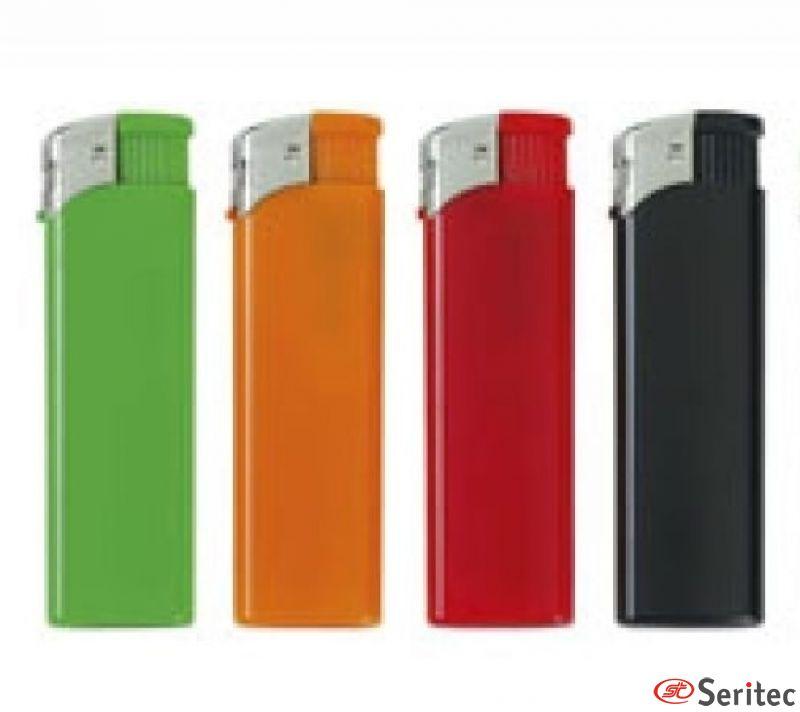 Encendedores publicitarios baratos en variedad de colores