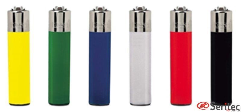Mechero - encendedor Clipper largo Personalizado