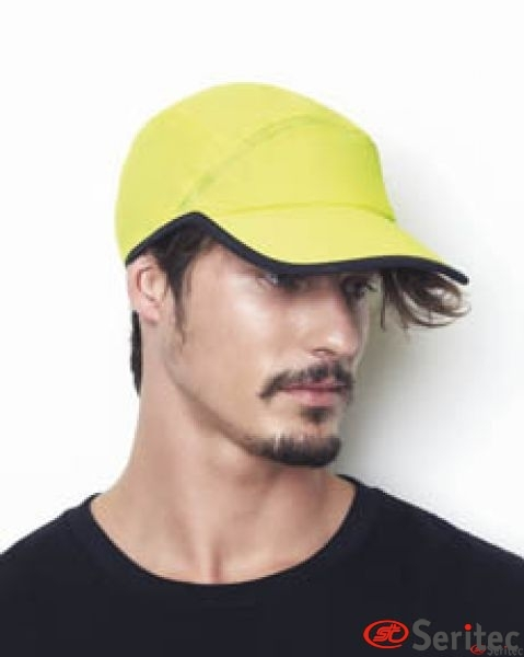 Gorra técnica personalizable