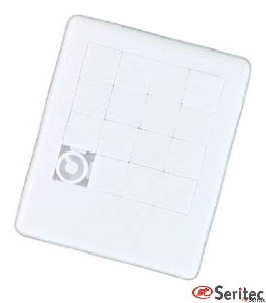 Puzzle de plástico