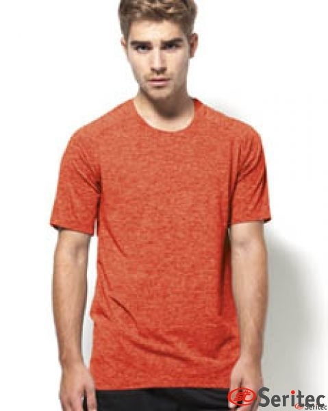 Camiseta técnica extrasuave personalizable