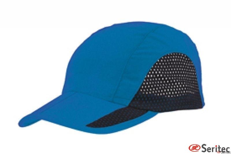 Gorras de deporte microfibra plegables personalizadas