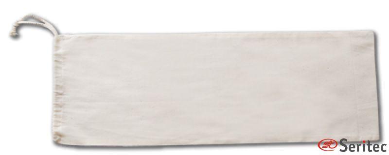 Bolsa de algodón para el pan publicitaria