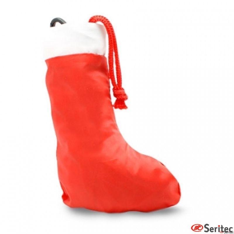 Bolsa Plegable Calcetin Navidad