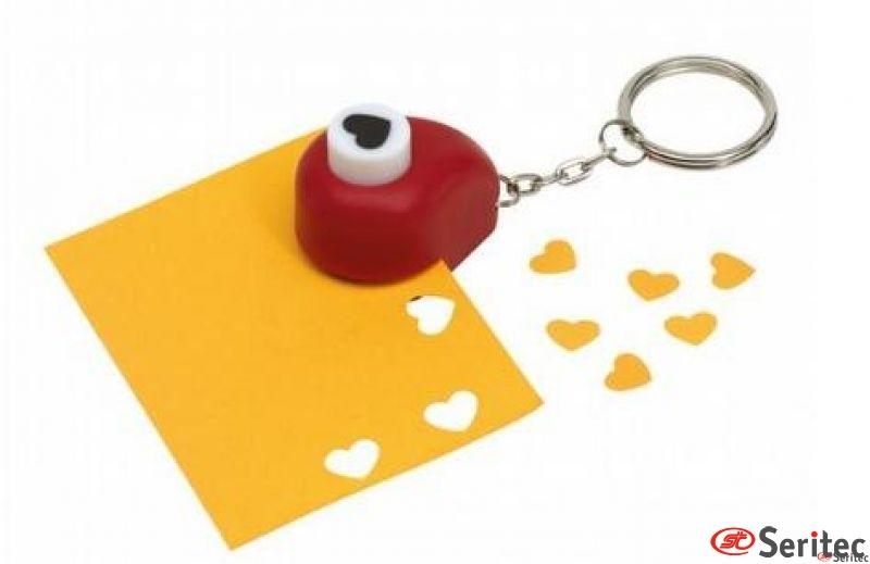 Llavero corazón San Valentín personalizado