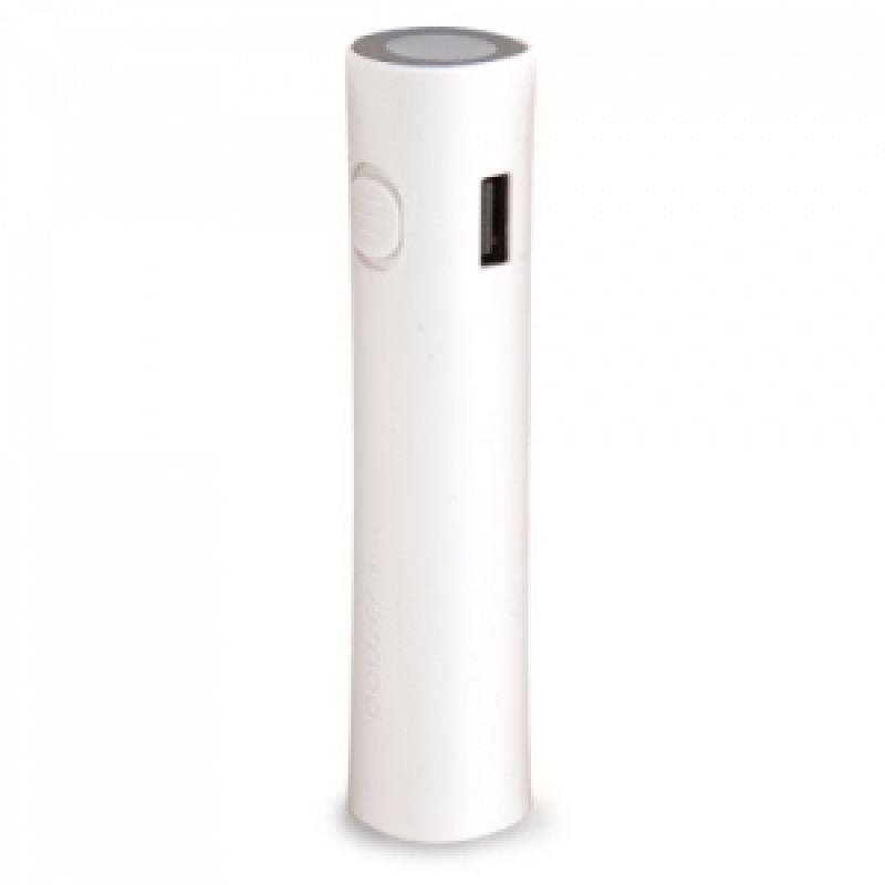 Batería externa de PC con linterna Led personalizada