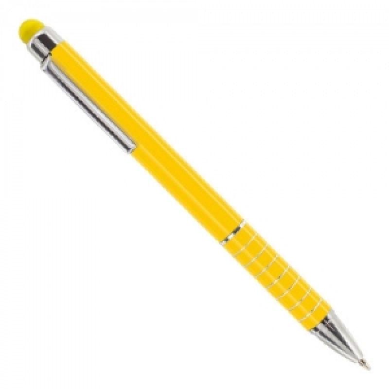 Bolígrafo con puntero táctil personalizado
