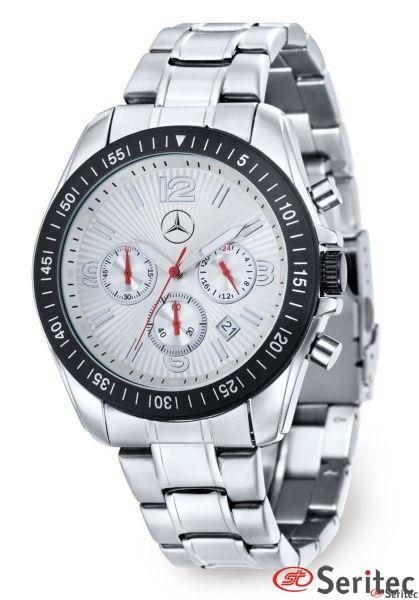 Relojes personalizados de acero