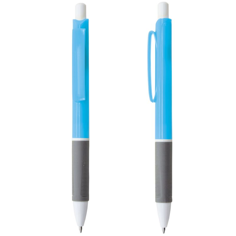 Bolígrafo línea económica colores opacos