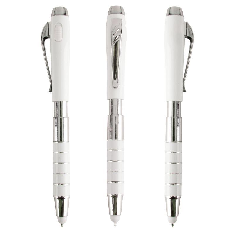 Bolígrafo con linterna estilo doctor