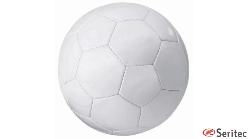 Balon de futbol publicitario