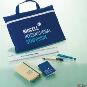 Material personalizado para congresos, eventos y cursos