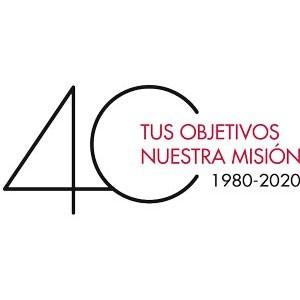 Este Año Celebramos nuestro 40 Aniversario!