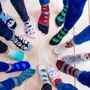 Calcetines personalizados publicitarios