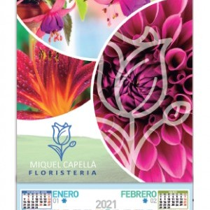 Catálogo 2021 Calendarios Publicitarios Personalizados