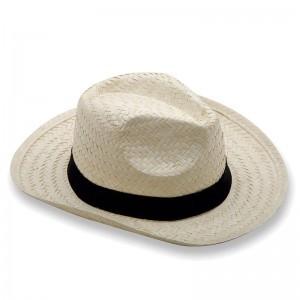 Sombreros publicitarios de verano y tipo paja