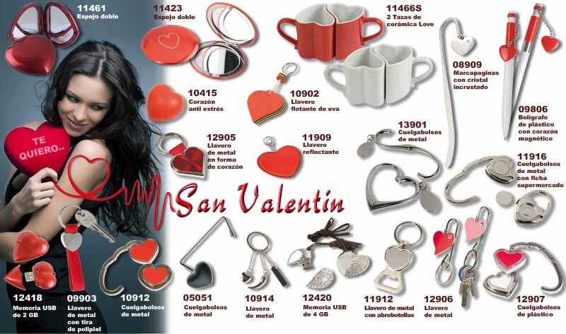 Art culos personalizados san valent n regalos empresa - Regalo original san valentin ...